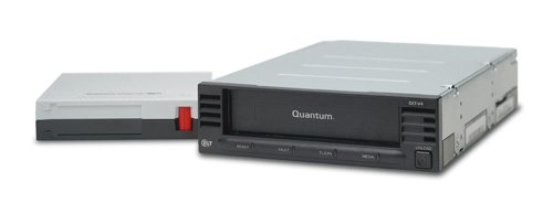 Quantum Dlt V4 USB/sata Bare Internal Blk/biege No Accesories by Quantum