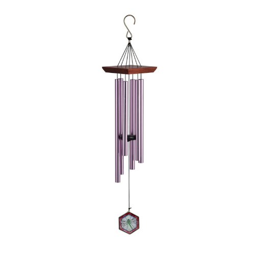 Evergreen Melodia Dragonfly Wind Chime