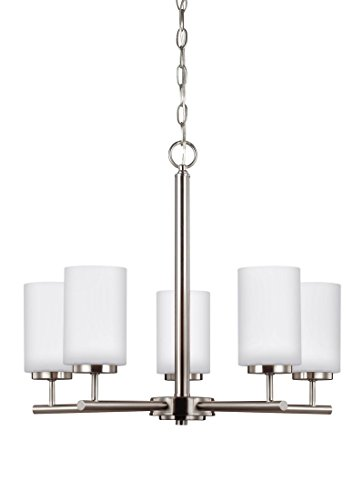 5 Arm Pendant Lights in US - 7