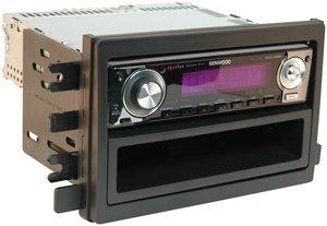 Scosche FD1432B 2007 Ford Expedition/Lincoln Navigator (NAV Radio) DIN With PKT DBL DIN Kit