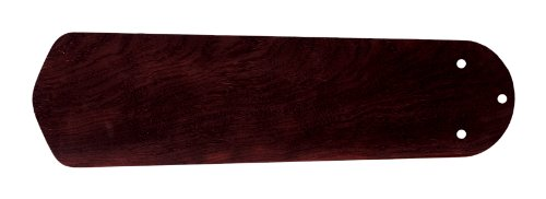 Emerson B52DM Plywood Blades, 20.5-Inch Long, 5.75-Inch Wide, Dark Mahogany, Set of ()