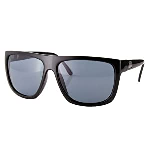Carve 1301 Black Sanchez Wayfarer Sunglasses