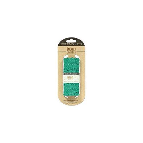 Hemp Twine Bead Cord 1mm 197 Feet DARK GREEN Beadsmith SG/_B003YSOW7W/_US