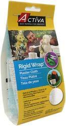 (Activa Bulk Buy Rigid Wrap Plaster Cloth 4 inch x 180 inch 231 (3-Pack))