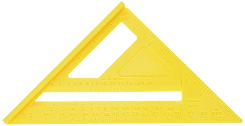 Mayes 11057 Rafter Square Plastic, (Plastic Rafter Angle Square)