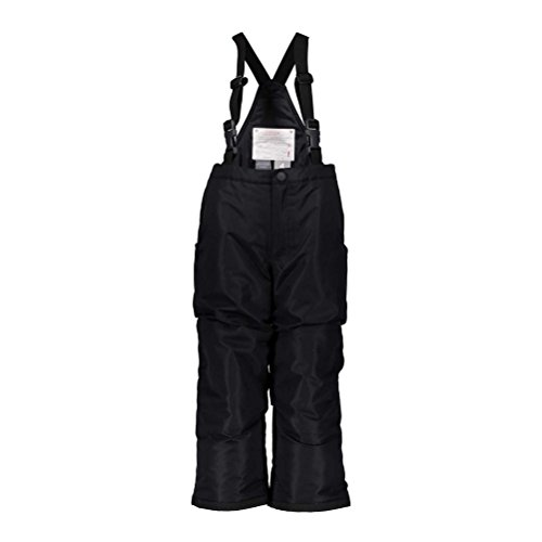 Obermeyer Frosty Bib Toddler Boys Ski Pants - 3/Black ()