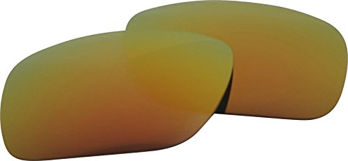 ReVive Optics HB13-P-M-SR Replacement Lens For Oakley Holbrook (Polarized Solar Flare Red - Red Holbrook