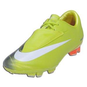 Nike Mercurial Vapor VI FG Botas de fútbol - Niños - talla 3 Junior (Europa Tamaño 35,5)