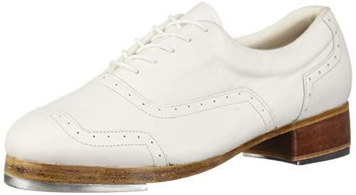 Bloch Men's Jason Samuels Smith Dance Shoe, White, 12 Medium US