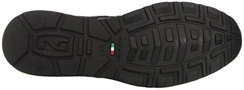 Nero Giardini P717221d - deportivas bajas Mujer Nero (100)