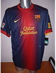 Nike Barcelona David Villa Adulto XL España Camiseta Jersey fútbol Maglia Atletico Madrid York