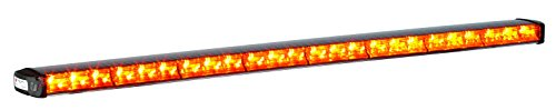 Federal Signal SL8F-A Latitude 8-Head Flashing Model Warning Light (Amber LED Reflectors)