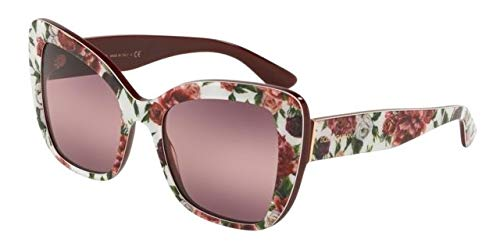 cute floral print sunglasses for women
