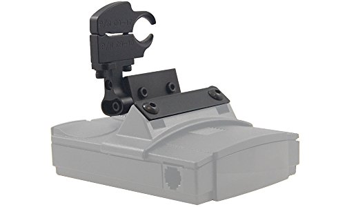 BLENDMOUNT INNOVATIVE MOUNTING SOLUTIONS BlendMount BV1-2029 Custom Mount for Your Valentine One Radar Detector – Precision Machined Aircraft Grade Aluminum – Designed and Manufactured in USA