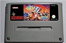 Game for SNES - EUR Verison - FINAL FIGHT Series Games FINAL FIGHT 3 - Action Game Cartridge EUR Version - Game Cartridge 16 Bit SNES , cartridge snes
