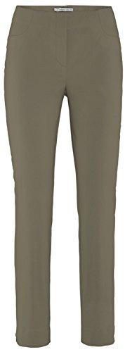 Pie de muñeco Loli 742Cómodo, stretchige Pantalones de mujer, con un poco de estrecha (Pierna bambú