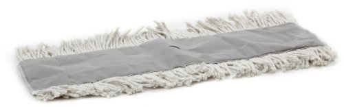 (Wilen C414024, E-Line Tie-Free Disposable Treated Dust Mop, 24