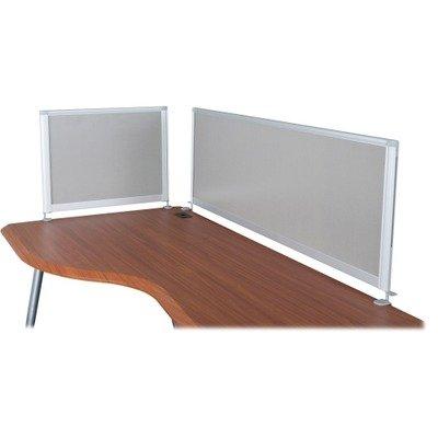 New-BALT 90062 - iFlex Series Privacy Panel, 53w x 15d x 1-1/2h, Cherry - BLT90062
