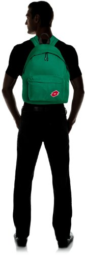 Lotto Sport BKPK COLE - Bolso Mochila de material sintético mujer verde - Grün (FERN)