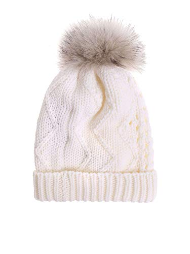Woolrich White Cappello S Donna Wwacc1405 Arctic rRO8rq
