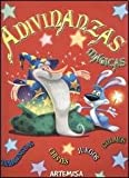 img - for ADIVINANZAS MAGICAS (Spanish Edition) book / textbook / text book