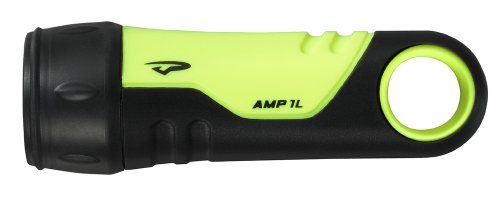 - Princeton Tec AMP 1.0 Dive Light (LED Bulb/Cone/Bottle Opener, Neon Yellow)