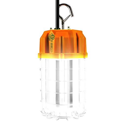 150W LED Construction Light for Truck 22500Lm 5000K Daylight ETL Listed for Construction Job site Shop Area Lighting…