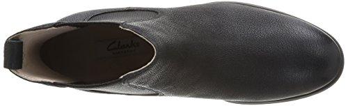 Mariella Black Womens Leather Boots Black Clarks Busby w7qxdSXSR