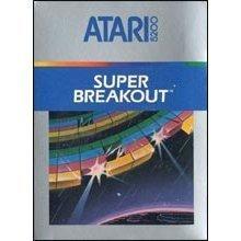Super Breakout by Atari
