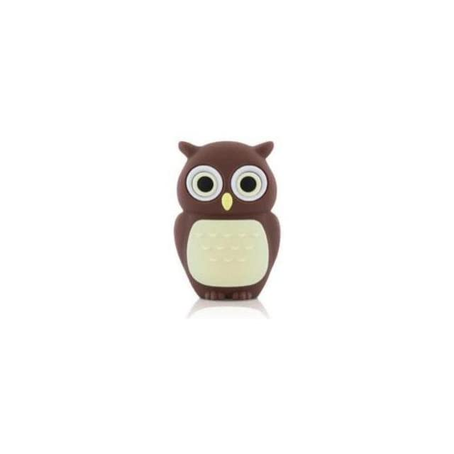 High Quality Cool OWL 4 GB USB Flash Drive