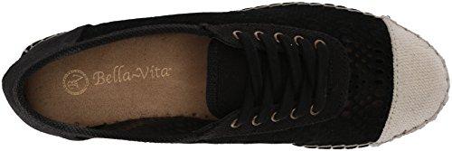 Women's Clementine Kid Sneaker Vita Suede Black Bella H7qx55w