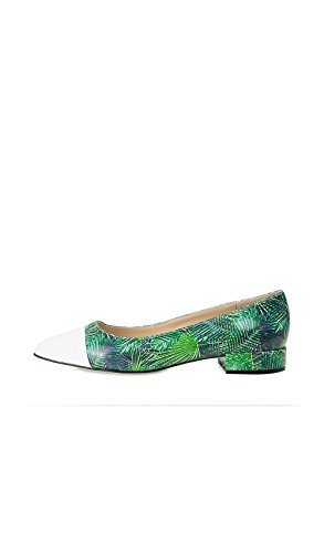 Yull Femme Shoes Ballerines Multicolore Pimlico ARtArxp