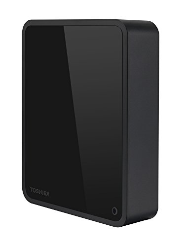 Toshiba 6TB Canvio for Desktop External Hard Drive, USB 3.0