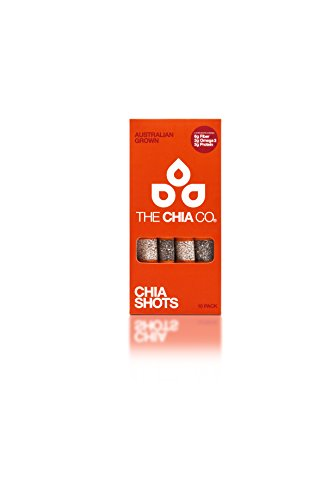 The Chia Company Shots, 10 Pack