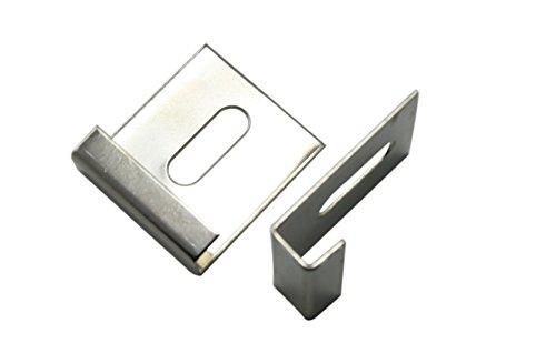 Frameware 605 - Slotted Hole 1/4