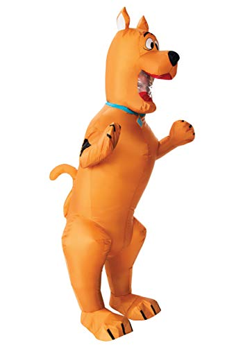 Rubie's Scooby Doo Adult Inflatable Costume, As