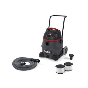 Ridgid 50373 Smart Pulse Wet/Dry Vacuum, 14 gallon, Red by Ridgid