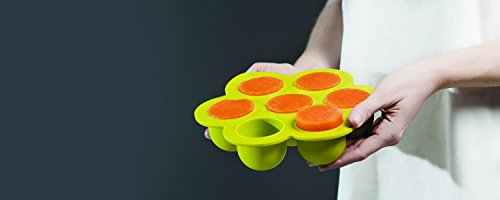 BEABA Silicone Multi-Portions Container