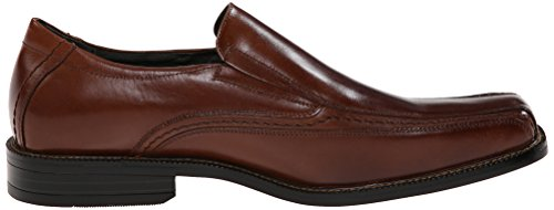 Stacy Adams Mens Cognac Dalen Mocassin Slip-on
