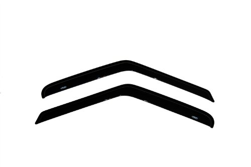 Auto Ventshade 92127 Original Ventvisor Side Window Deflector Dark Smoke, 2-Piece Set for 1994-2003 Chevrolet S10 & GMC Sonoma, 1995-2005 S10 Blazer & S15 Jimmy | Also fits 1996-2000 Isuzu Hombre