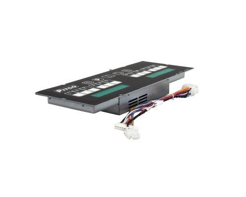 Pitco 60126801-C Computer Sgl Green and Harness (Track Sgl)