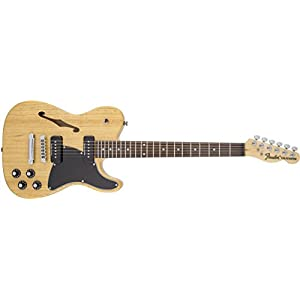 Fender Jim Adkins JA-90 Telecaster Thinline – Laurel – Natural
