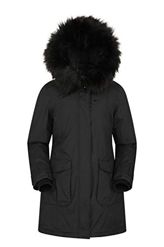 Mountain Warehouse Aurora Womens Down Jacket – Waterproof Ladies Jacket, Breathable Winter Coat, Taped Seams, Down Proof…