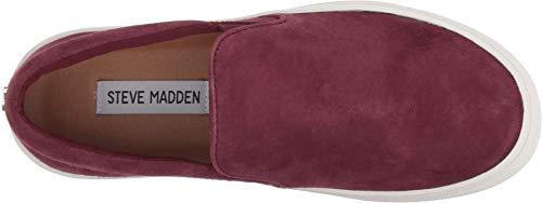 Madden Sneaker FemmeDaim Gills Steve Pour Bordeaux JF1lKTc