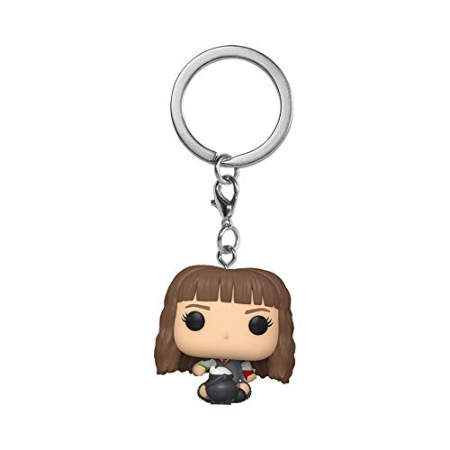 HARRY POTTER Hermione with Potions Pocket Pop! Unisex ¡Funko Pocket Pop! Multicolores, Vinilo,