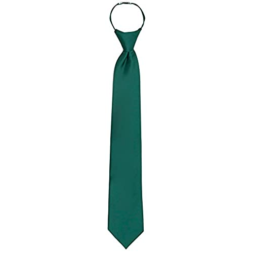 Boys tie small pre-tied - Green Solid - Notch SOLID Green Notch xgGgIzTXmQ