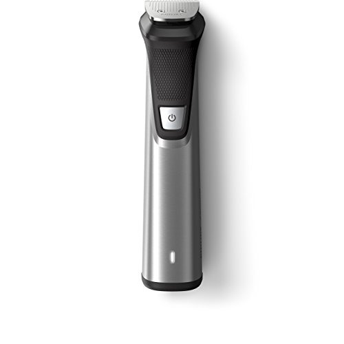Philips Norelco Multi Groomer MG7750/49-23 piece, beard, body, face, nose, and ear hair trimmer, shaver, and clipper by Philips Norelco (Image #1)