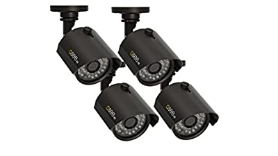 Q-See QTH7212P 720p High Definition Pan-Tilt Camera (Black) by Q-See