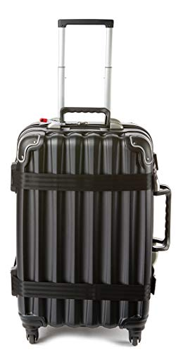VinGardeValise - Up to 12 Bottles & All Purpose Wine Travel Suitcase (Black) by VinGardeValise (Image #1)