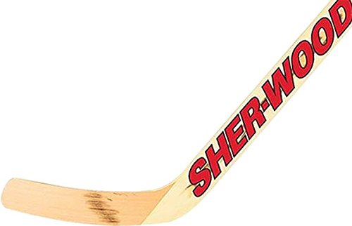 Jr Goal Stick (Sher-Wood 530 Wood Goalie Stick [JUNIOR])